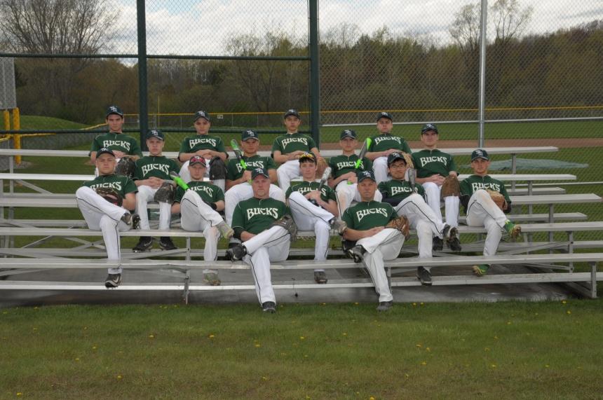 Varsity Baseball Team 2016-2017