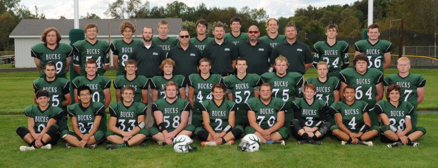 Football Varsity Team Picture