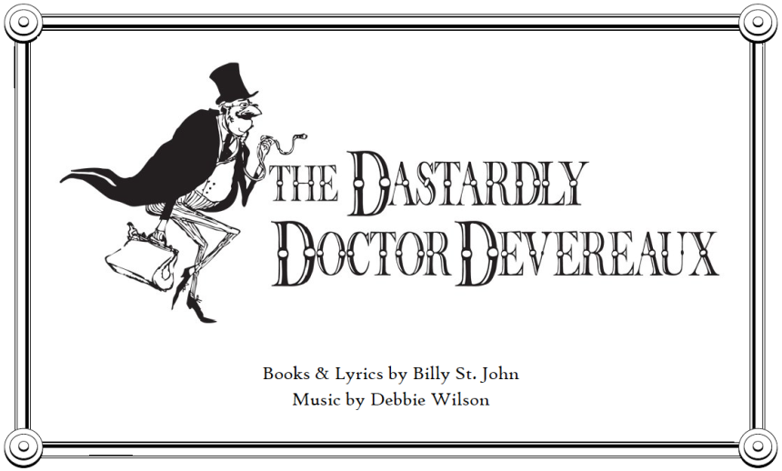 The Dastardly Doctor Devereaux logo