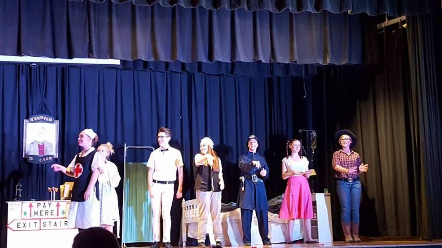 Pine River Drama and Choir