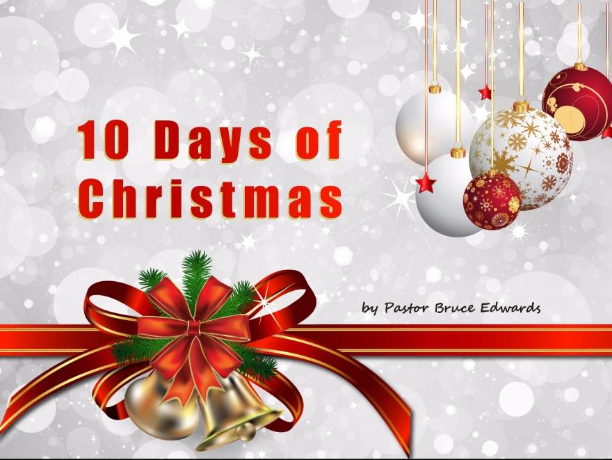 10 Days of Christmas