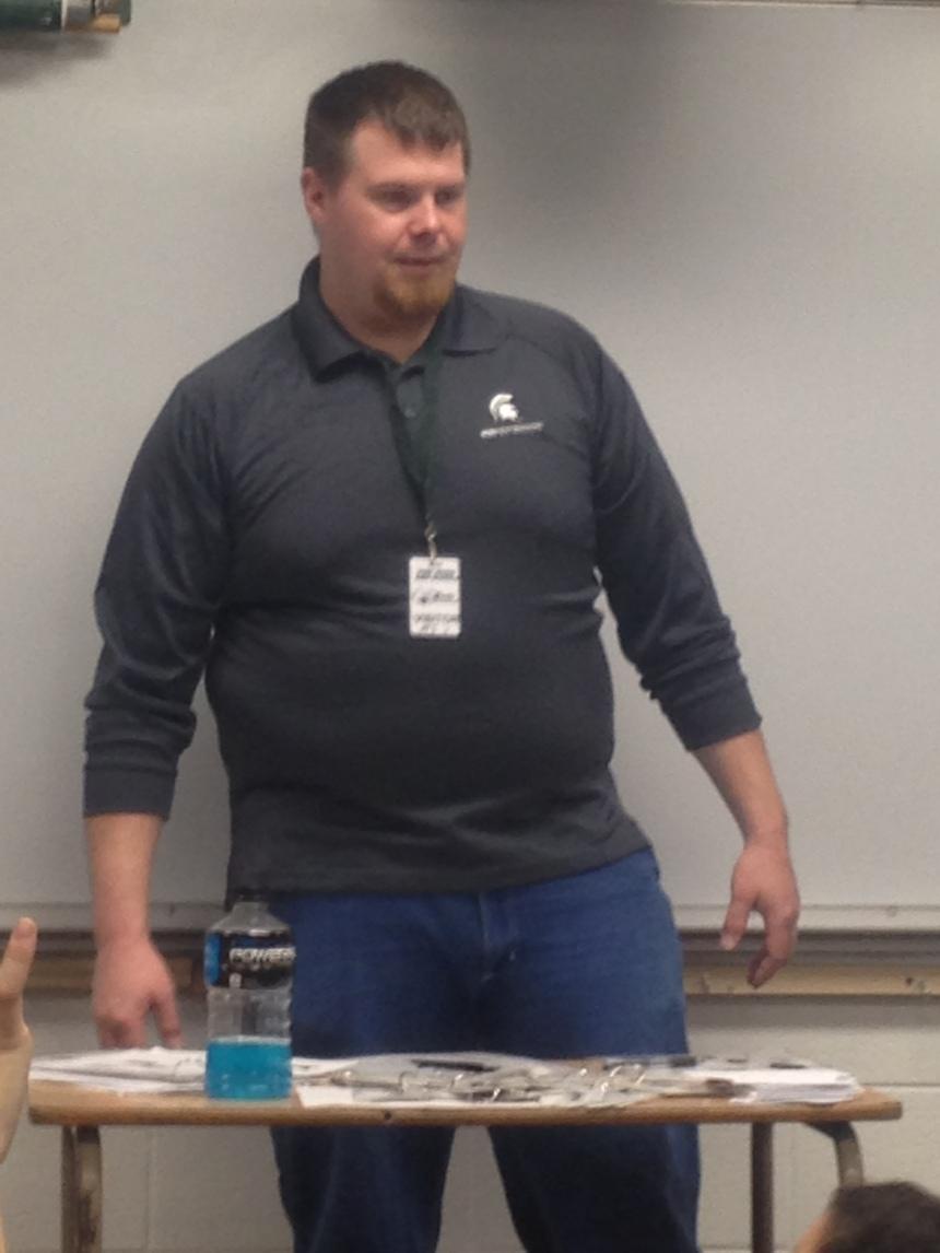 Mr. Steig