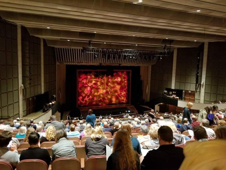 picture of auditorium