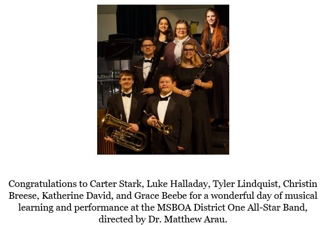 2019 All Star Band