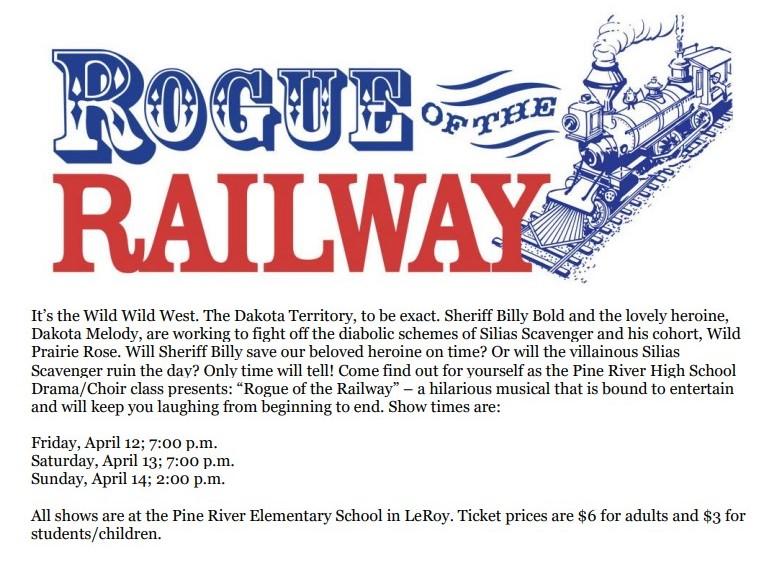 Rogue Railway (2)